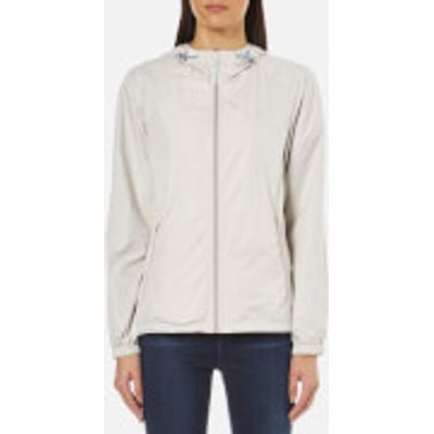 GANT Women's O1 Windbreaker - Putty - M - Cream