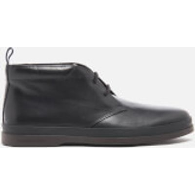 PS by Paul Smith Men's Inkie Leather Chukka Boots - Black - UK 7 - Black