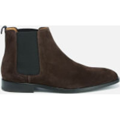 PS by Paul Smith Men's Gerald Suede Chelsea Boots - T Moro - UK 9 - Brown