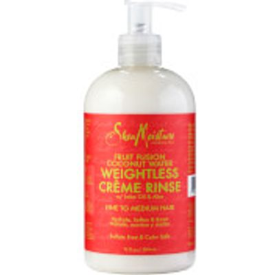 Shea Moisture Fruit Fusion Weightless Crème Rinse Conditioner 384ml