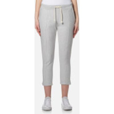Champion Women's Crop Pants - Grey - S - Grey