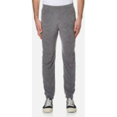 A.P.C. Men's Gere Jog Pants - Gris Chine - S - Grey