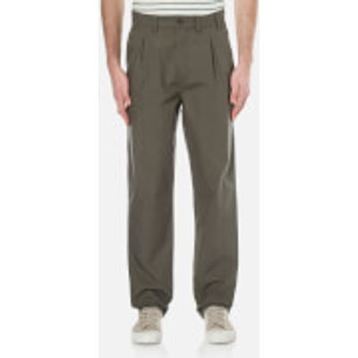Selected Homme Men's Worker Trousers - Grape Leaf - W36/L32 - Green