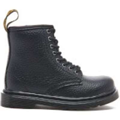 Dr. Martens Toddlers' Brooklee Lace Boots - Black - UK 7 Toddler - Black
