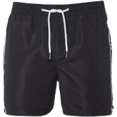 Jack & Jones Men's Classic Swim Shorts - Black - S - Black