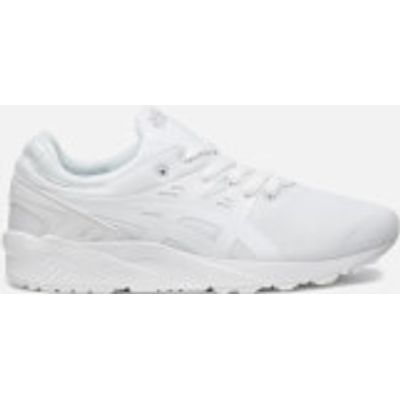 Asics Men's Gel-Kayano Evo Mesh Trainers - White/White - UK 9 - White