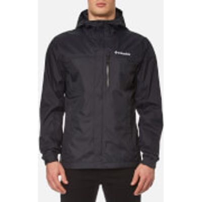 Columbia Men's Pouring Adventure 2 Jacket - Black - M