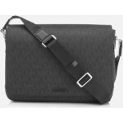 Michael Kors Men's Jet Set Large Messenger Bag - Black