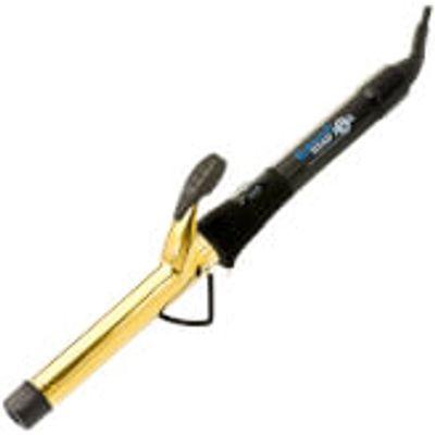 Electric Head Jog Gold Titanium Waving Iron - 25mm