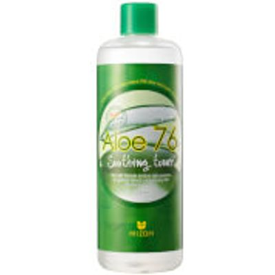 Mizon Aloe 76 Soothing Toner 500ml