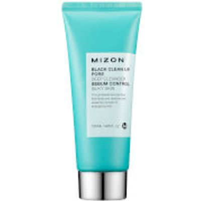 Mizon Black Clean Up Pore Deep Cleanser 120ml