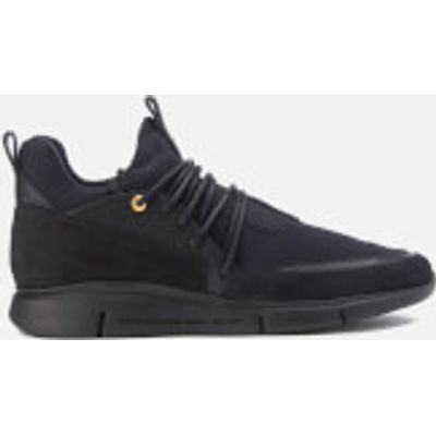 Android Homme Men's Runyon Caviar/Neoprene Trainers - Black