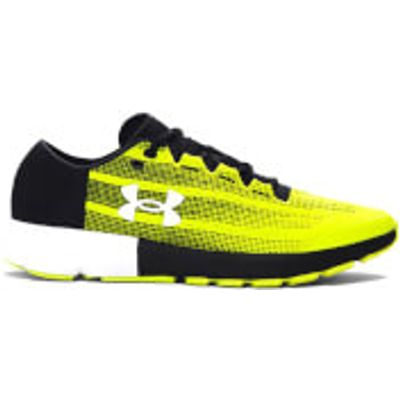 Under Armour Men's SpeedForm Velocity Running Shoes - Smash Yellow/Black - US 11/UK 10 - Smash Yello