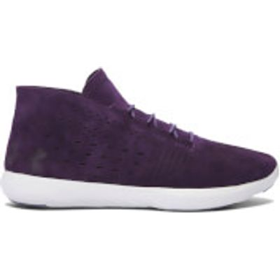 Under Armour Women's Street Prec Mid Trainers - Imperial Purple - US 7/UK 4.5 - Imperial Purple