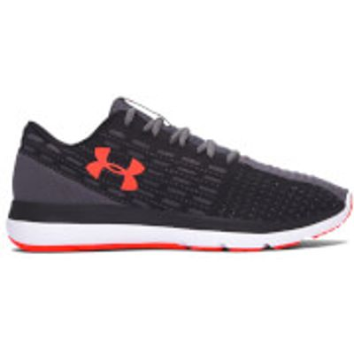 Under Armour Men's Slingflex Running Shoes - Black/Phoenix Fire - US 13/UK 12 - Black/Phoenix Fire
