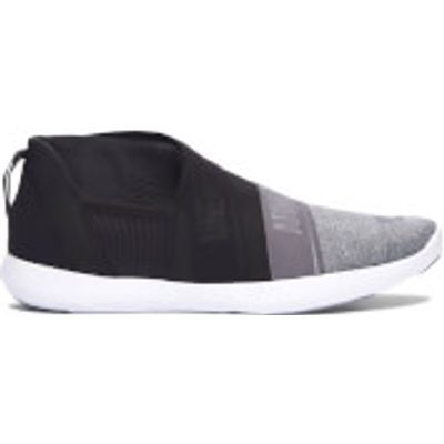 Under Armour Women's Street Prec Slip On Trainers - Grey Wolf - US 8/UK 5.5 - Grey Wolf