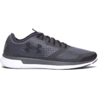 Under Armour Men's Charged Lightning Training Shoes - Black/White - US 11.5/UK 10.5 - Black/White