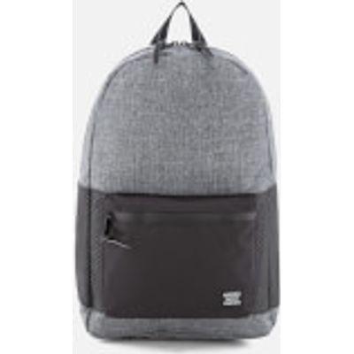 Herschel Supply Co. Aspect Settlement Backpack - Raven Crosshatch/Black