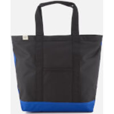 Herschel Supply Co. Bamfield Mid-Volume Tote Bag - Black/Surf the Web