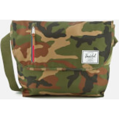 Herschel Supply Co. Odell Messenger Bag - Woodland Camo/Multi Zip