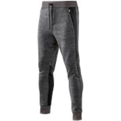 Skins Plus Men's Signal Tech Fleece Jogger Pants - Black/Marle - XL - Black