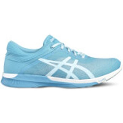 Asics Women's FuzeX Rush Running Shoes - Aquarium - UK 6/US 8 - Blue
