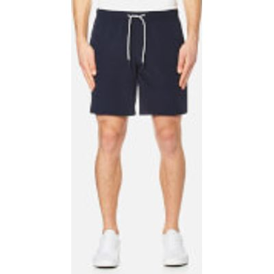 Michael Kors Men's Solid Swim Trunks - Midnight - XL - Blue
