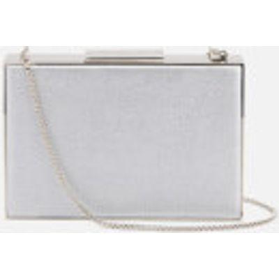 Aspinal of London Women's Scarlett Box Clutch Bag - Multi Glitter