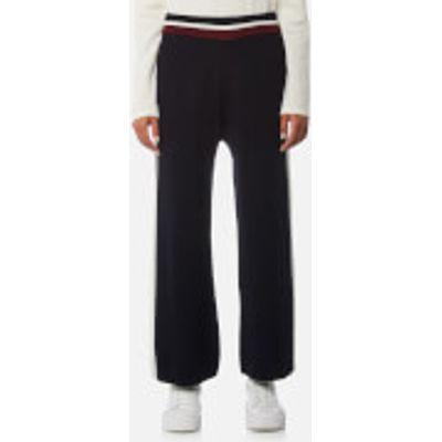 Gestuz Women's Sigga Culotte Trousers - Dark Navy - L - Navy