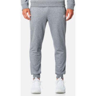 BOSS Hugo Boss Men's Cuffed Pants - Charcoal - S - Grey