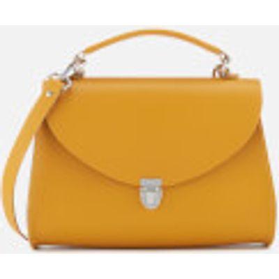 The Cambridge Satchel Company Women's Poppy Bag - Mustard Saffiano