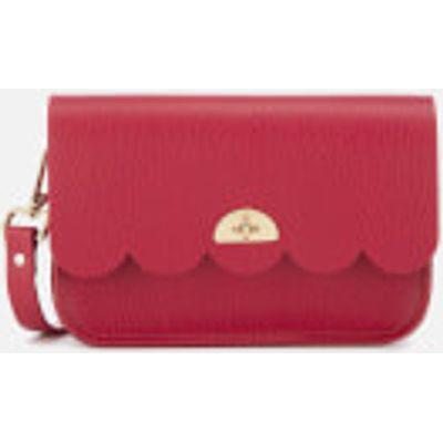 The Cambridge Satchel Company Women's Small Cloud Bag - Crimson Celtic Grain