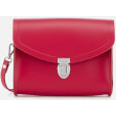 The Cambridge Satchel Company Women's Push Lock Bag - Crimson