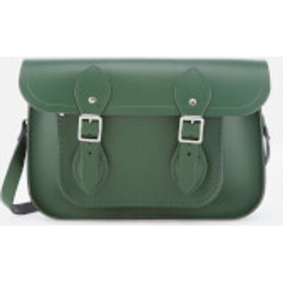 The Cambridge Satchel Company Women's 11 Inch Magnetic Satchel - Racing Green
