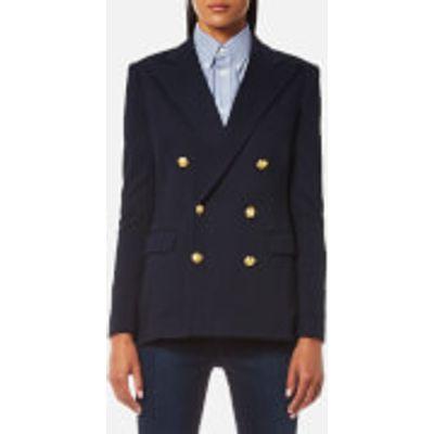 3614712852290 | Polo Ralph Lauren Women s Double Breasted Blazer   Aviator Navy   US 6 UK 10   Navy Store