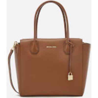 MICHAEL MICHAEL KORS Women's Mercer Large Satchel - Luggage