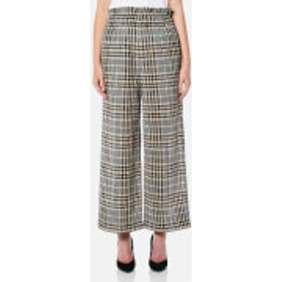 Ganni Women's Charron Trousers - Cuban Sand - EU 36/UK 8