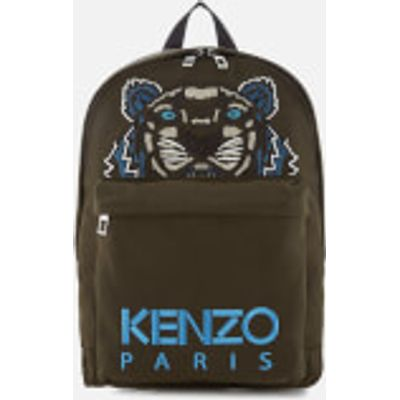 KENZO Men's Icons Rucksack - Dark Khaki