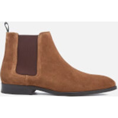 PS by Paul Smith Men's Gerald Suede Chelsea Boots - Camel - UK 7 - Tan