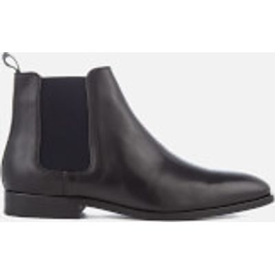 PS by Paul Smith Men's Gerald Leather Chelsea Boots - Black - UK 8 - Black