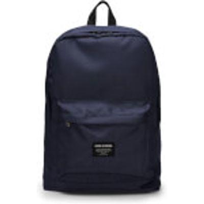 Jack & Jones Men's Basic Backpack - Navy