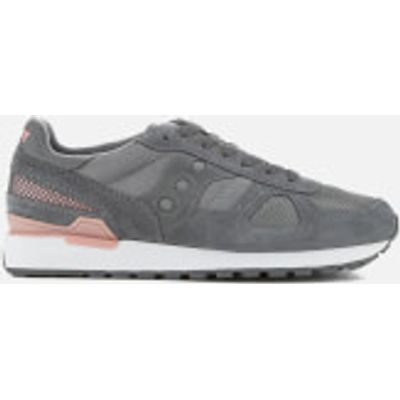 Saucony Men's Shadow Original Trainers - Charcoal - UK 7 - Grey