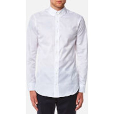 Vivienne Westwood MAN Men's Sun and Moon Krall Shirt - White - S/EU 46 - White