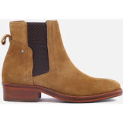 Hudson London Women's Rodney Suede Chelsea Boots - Tan - UK 3 - Tan