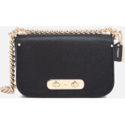 Coach Women's Coach Swagger Shoulder Bag - Black