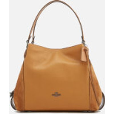 Coach Women's Edie 31 Shoulder Bag - Caramel