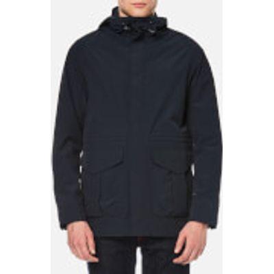 Barbour Men's Shaw Jacket - Navy - L - Blue