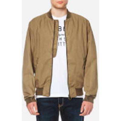 Barbour Men's Ashton Casual Jacket - Stone - XL - Stone