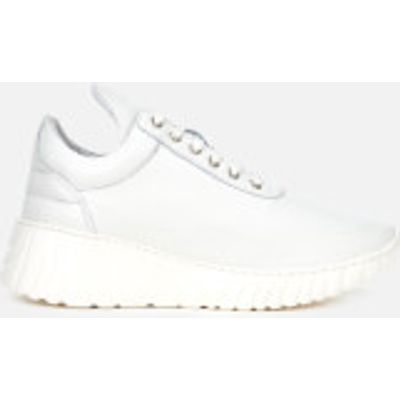 Filling Pieces Women's Roots Low Top Trainers - White - UK 7 - White