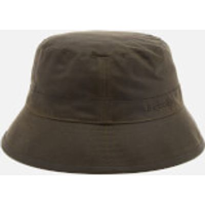 Barbour Men's Wax Sports Hat - Olive - M - Green